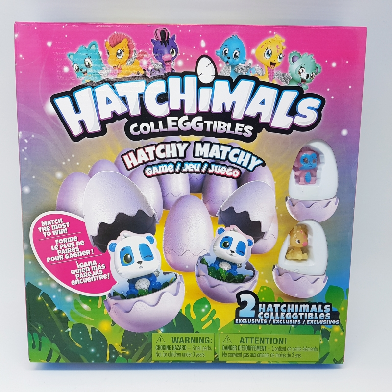 Hatchimals komplekt