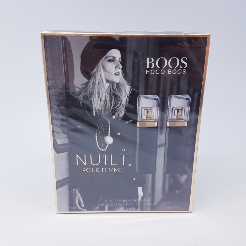HOGO BOOS analooglõhn 2x50ml