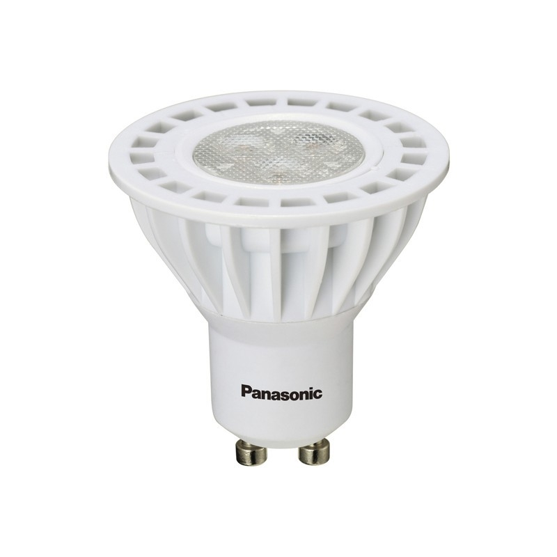 Panasonic LED lamp GU10 3,7W=35W 2700K