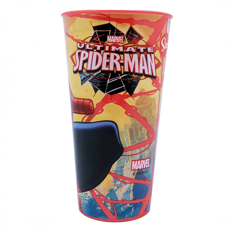 Joogitass Spiderman 560ml